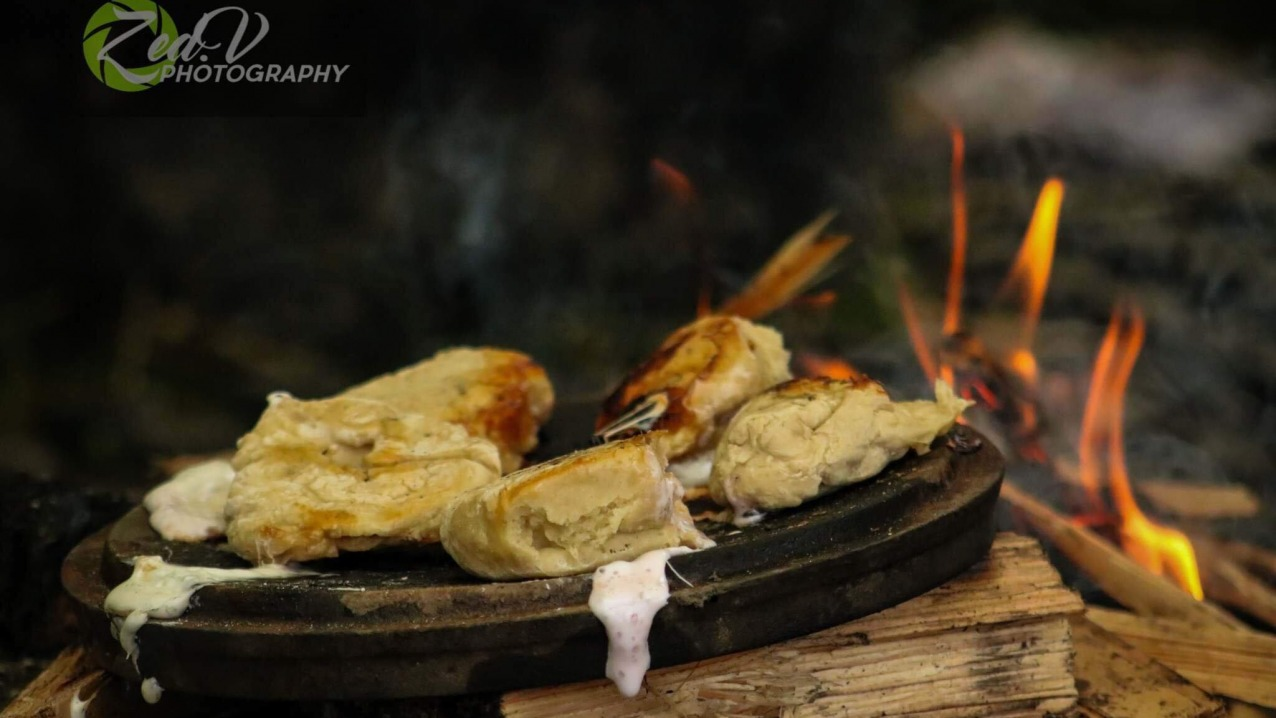 Wilderness Cookery