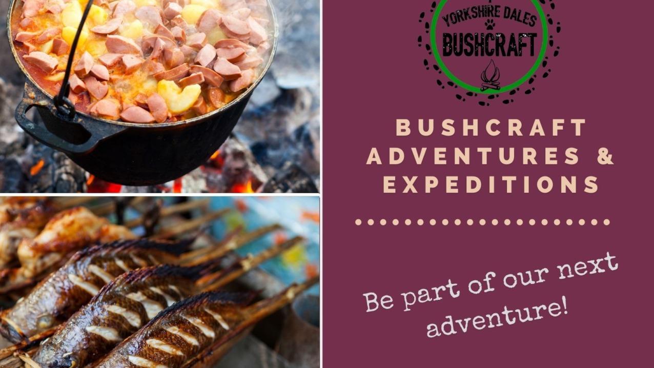 Bushcraft Adventures Gift Vouchers