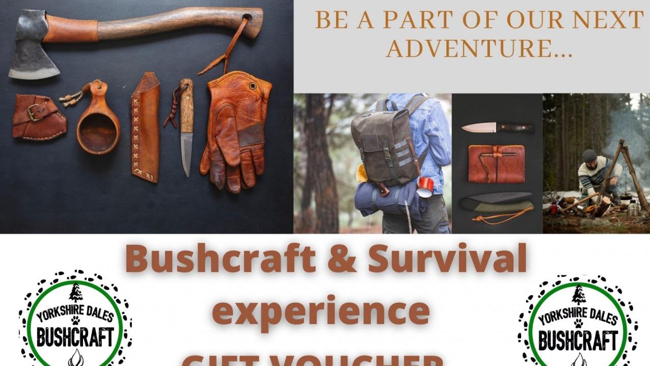 Bushcraft & Survival Gift Vouchers